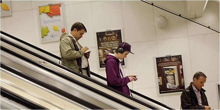 dagensmedia rulltrappa mobilsurf