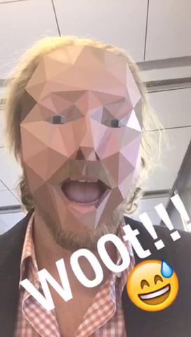 Om Snapchat i Sverige